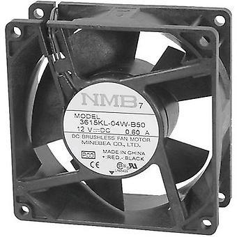 Minebea NMB 3610PS-23T-B30 ventilador Axial 230 V AC 54 m ³/h (L x W x H) 92 x 92 x 25mm