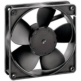 Axial fan 12 Vdc 166 m³/h (L x W x H) 119 x 119 x 32 mm EBM Paps