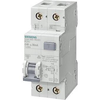 Siemens 5SU1356-6KK20 RCCB 2-pin 20 A 0.03 A 230 V