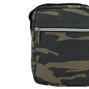 Mi-Pac-Flight Bag tela Camo - Khaki