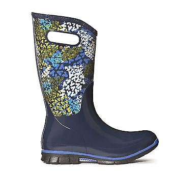 Bogs Berkley Footprint Blue Multi