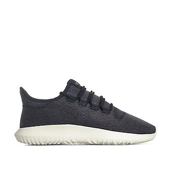 Womens adidas Originals Tubular Shadow Trainers In Core Black
