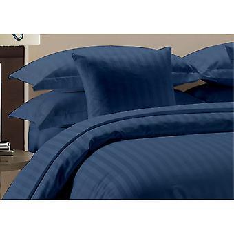 1000 tc-100% قطن الشريط سرير الورقة مجموعة--البحرية