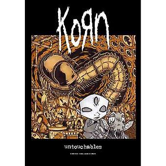 Korn - Laboratory -Flag