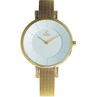 Obaku harmony V158LEGIMG ladies Bracelet Watch