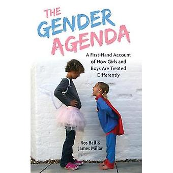 Jämställdhet dagordningen - en första Hand hänsyn till hur flickor och pojkar är Tre