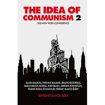 The Idea of Communism 2 - The New York Conference - Part  2 by Slavoj Z