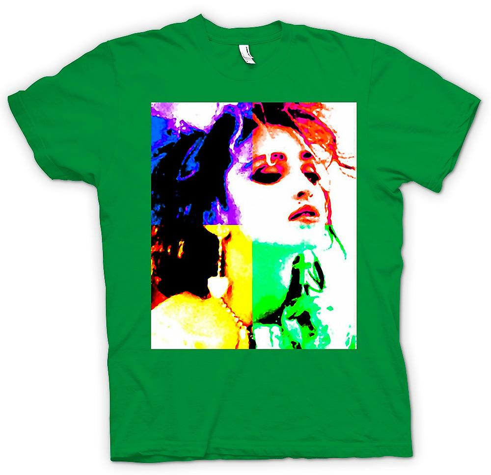 Mens t-skjorte - Madonna - Pop Art