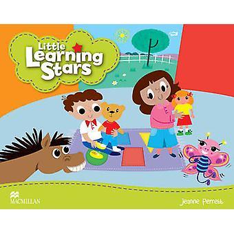 Apprendimento Little Stars dell'alunno e libro di attività combinata di Jeanne Pe
