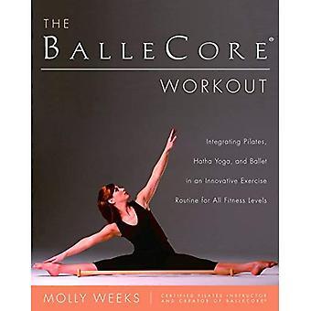 De Ballecore(r) training: Integratie van Pilates, Hatha Yoga, en Ballet in een innovatieve oefeningsroutine voor alle fitnessniveaus