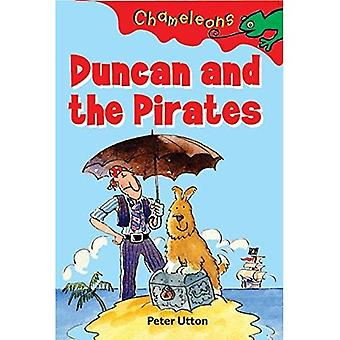 Duncan and the Pirates (Chameleons) [Illustrated]