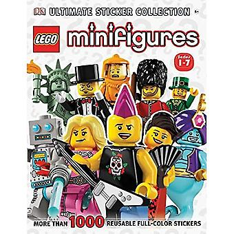 Ultimate Sticker Collection: Lego Minifigures (serie 1-7)