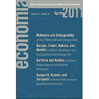 Economo�a: Spring 2011: Journal of the Latin American and Caribbean Economic Association