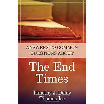 Antwoorden op veelgestelde vragen over de eindtijd