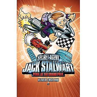 Death at the Grand Prix (Secret Agent Jack Stalwart)