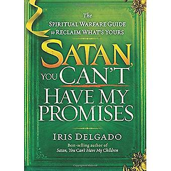 Satan, du kan inte ha mina löften: Den andliga krigföringen Guide ta tillbaka vad är din