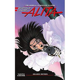 Battle Angel Alita Deluxe Edition 4