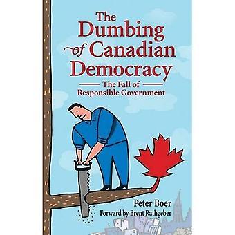 Dumbing van Canadese democratie, de