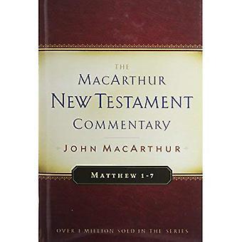 Matthew 1-7