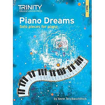 Piano dromen Solo boek 1 (initieel naar leerjaar 2)