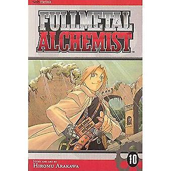 Fullmetal Alchemist: Volume 10 (Fullmetal Alchemist)