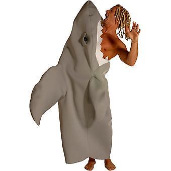 Hai essen Mann Erwachsenen Kostüm