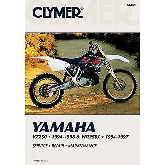 Yamaha YZ250, 1994-1998 and WR250Z, 1994-1997
