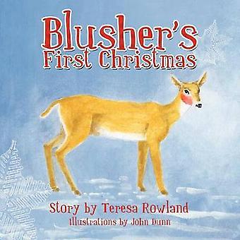 Fards à joues premier Noël de Rowland & Teresa