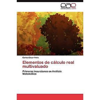 Elementos de Calculo Real Multivaluado von Pe a. & Carlos C.