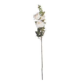 Hill Interiors Artificial Rose Single Stem
