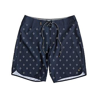 Quiksilver Waterman Odysea Manoa 19 Mid Length Boardshorts