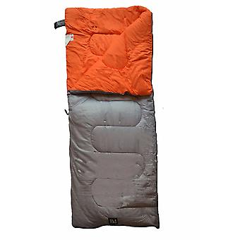 OLPRO HUSH Sleeping Bag Plain 190 x 75cm Camping 3 Seasons with Storage Bag