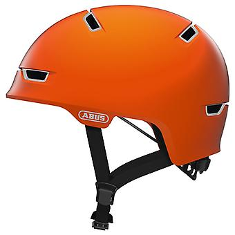 Abus scraper 3.0 ACE bicycle helmet / / signal orange