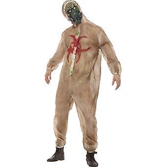 Traje de biohazard Zombie
