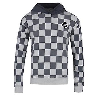 True Religion Ace Of Spades Black & Grey Hoodie