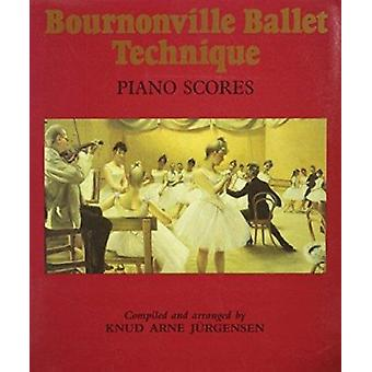 Bournonville Ballet Technique - Piano Score by Knud Arne Jurgensen - V