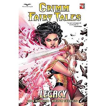 Grimm Fairy Tales Legacy by Joe Brusha - 9781942275671 Book