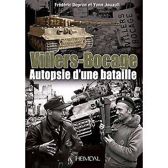 Villers-Bocage - Au Coeur de la Bataille - 9782840483847 Book