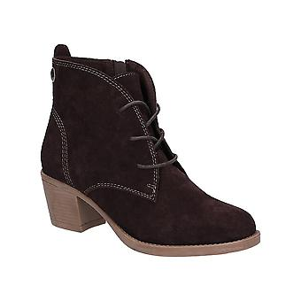 Hush Puppies Moscow Heeled Boots