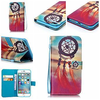 Iphone 7/8 - Plånboksfodral -