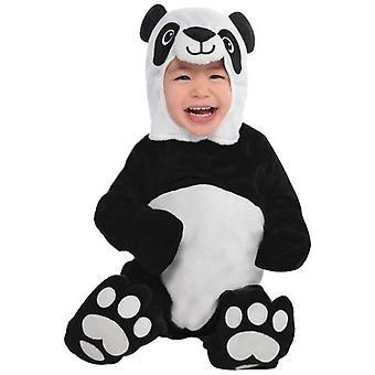 Amscan Costume Orso Panda (Neonati e Bambini , Costumi)