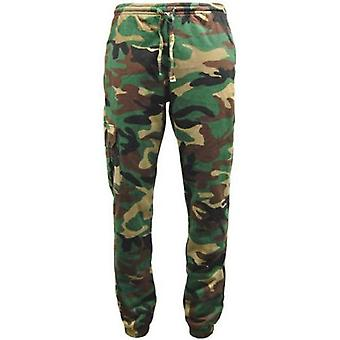 Game Camouflage Joggers