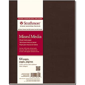 Strathmore Softcover Mixed Media Journal 7,75