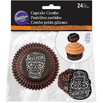 Cupcake Combo Pack 24/Pkg-Hallows Eve W9968