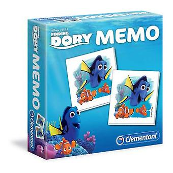 Clementoni Memo Finding Dory (Toys , Boardgames , Skills)