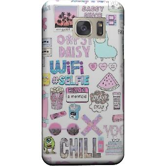 Cover Opsy daisy to Galaxy Note 5