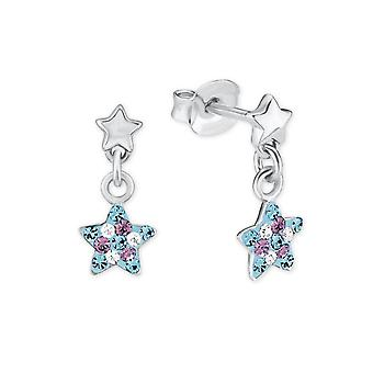 Princess Lillifee children earrings Silver Star Kistalle 2013176