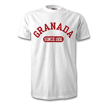 Granada 1931 Established Football Kids T-Shirt