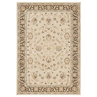 Tapis traditionnel Darwin Beige & Brown