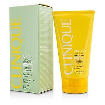 Clinique Face / Body Cream SPF 15 UVA / UVB - 150ml/5oz